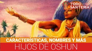 Hijos de Oshun