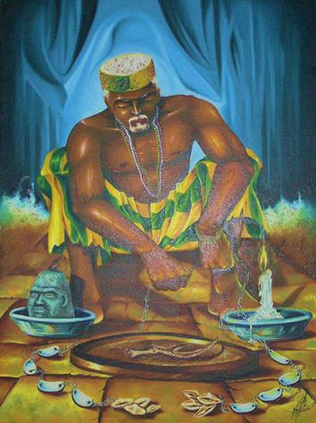 Qué es la Mano de Orula