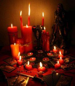 ¿Santeria es brujeria?