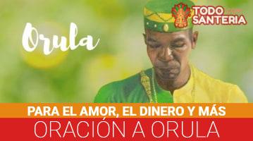 Oración a Orula