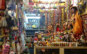 santeria dentro de mexico. mercado de sonora