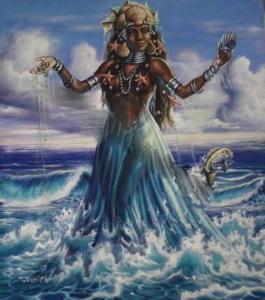 yemaya deidad orishas aguas de mares