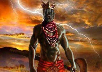 Integrante shango de las siete potencias africanas