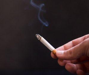 amarre de cigarrillo