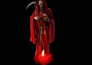 amarre de la santa muerte