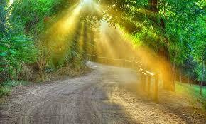 caminos de siete rayos