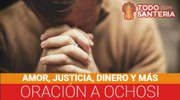 Oración a Ochosi