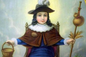 quién es el santo niño de atocha