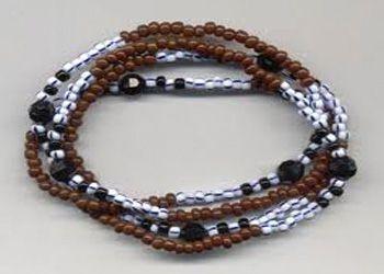 Collar de San Lazaro o Babalu Aye