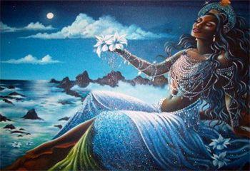 Madre de agua del Palo Mayombe