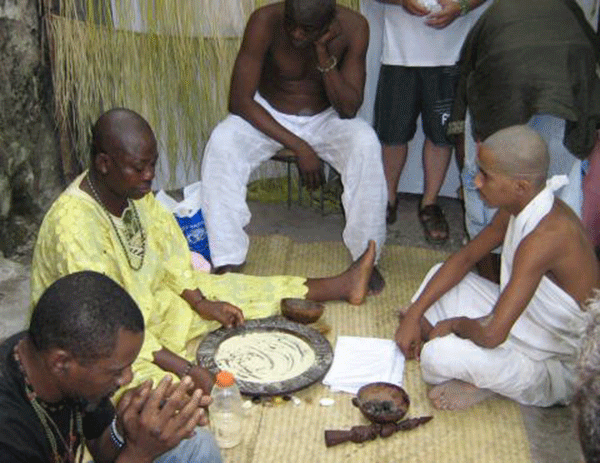 Las Religiones Afroamericanas más conocidas según su origen